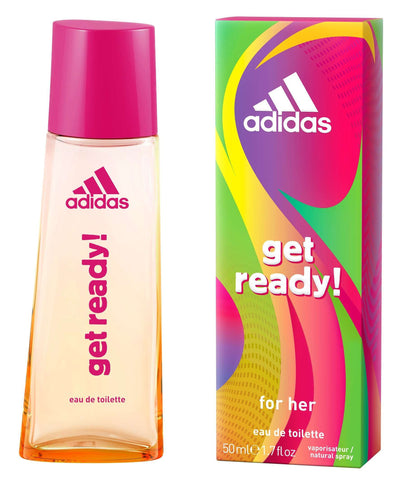 Adidas Get Ready For Her EDT 50ml - Perfume Philippines