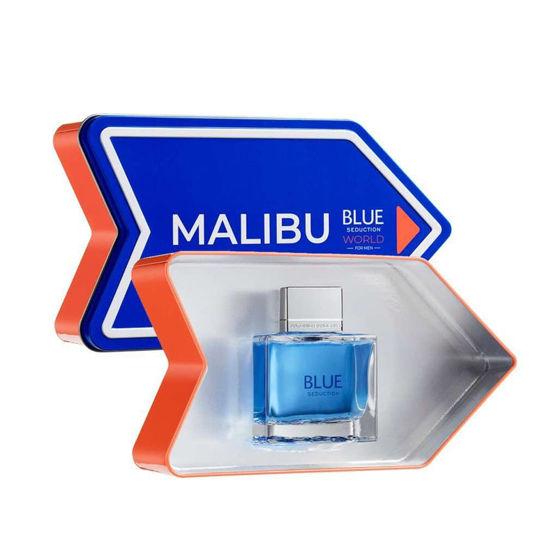 Antonio Banderas Malibu Blue Seduction World