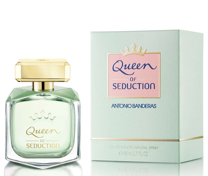 Antonio Banderas Queen of Seduction EDT 80ml - Perfume Philippines
