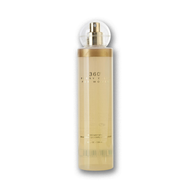 Perry Ellis 360 Degrees Women Body Mist Spray 236ml