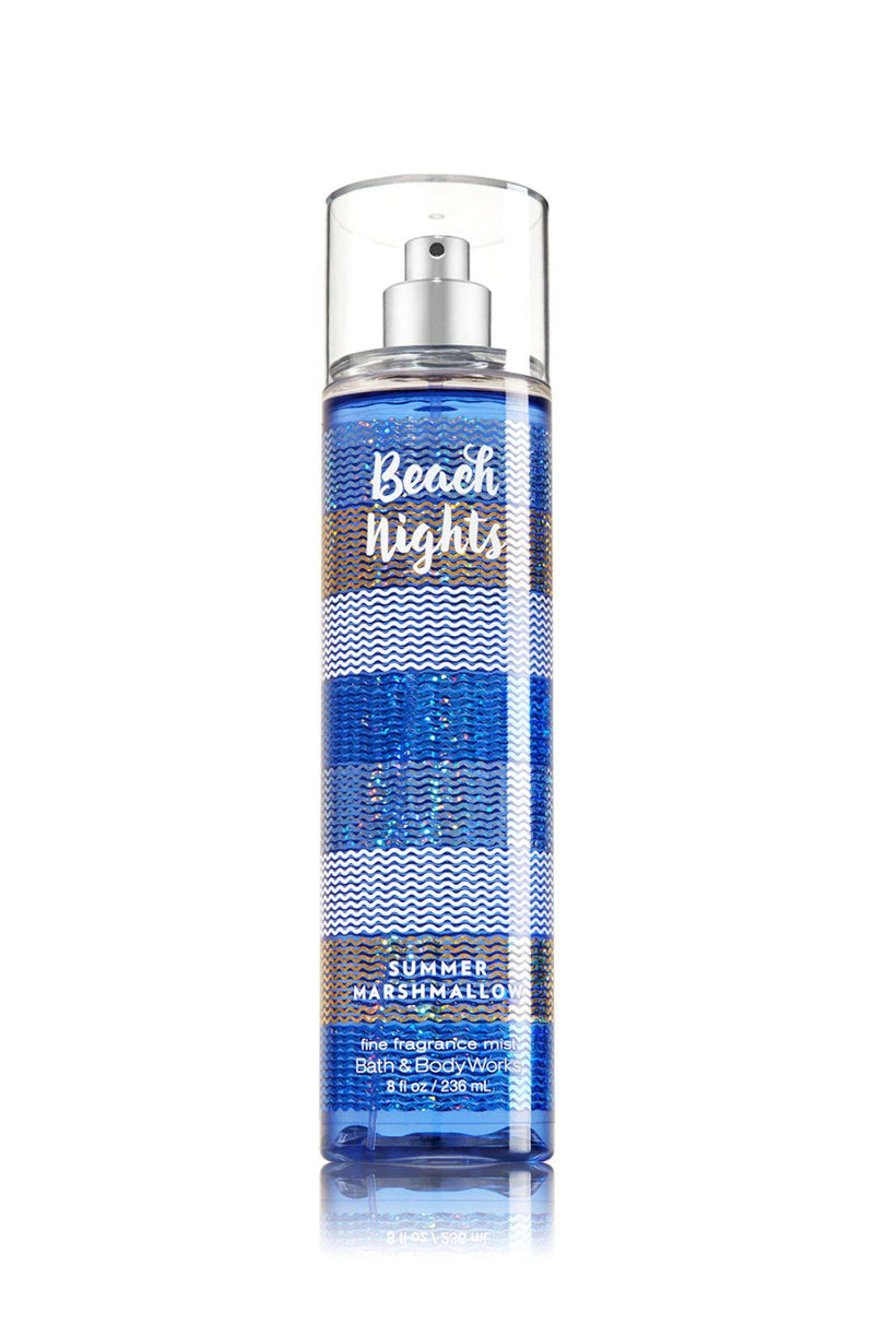 Bath & Body Works  Beach Nights Fragrance Mist 236ml