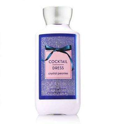 Bath & Body Works Cocktail Dress Crystal Peonies Body Lotion 236ml