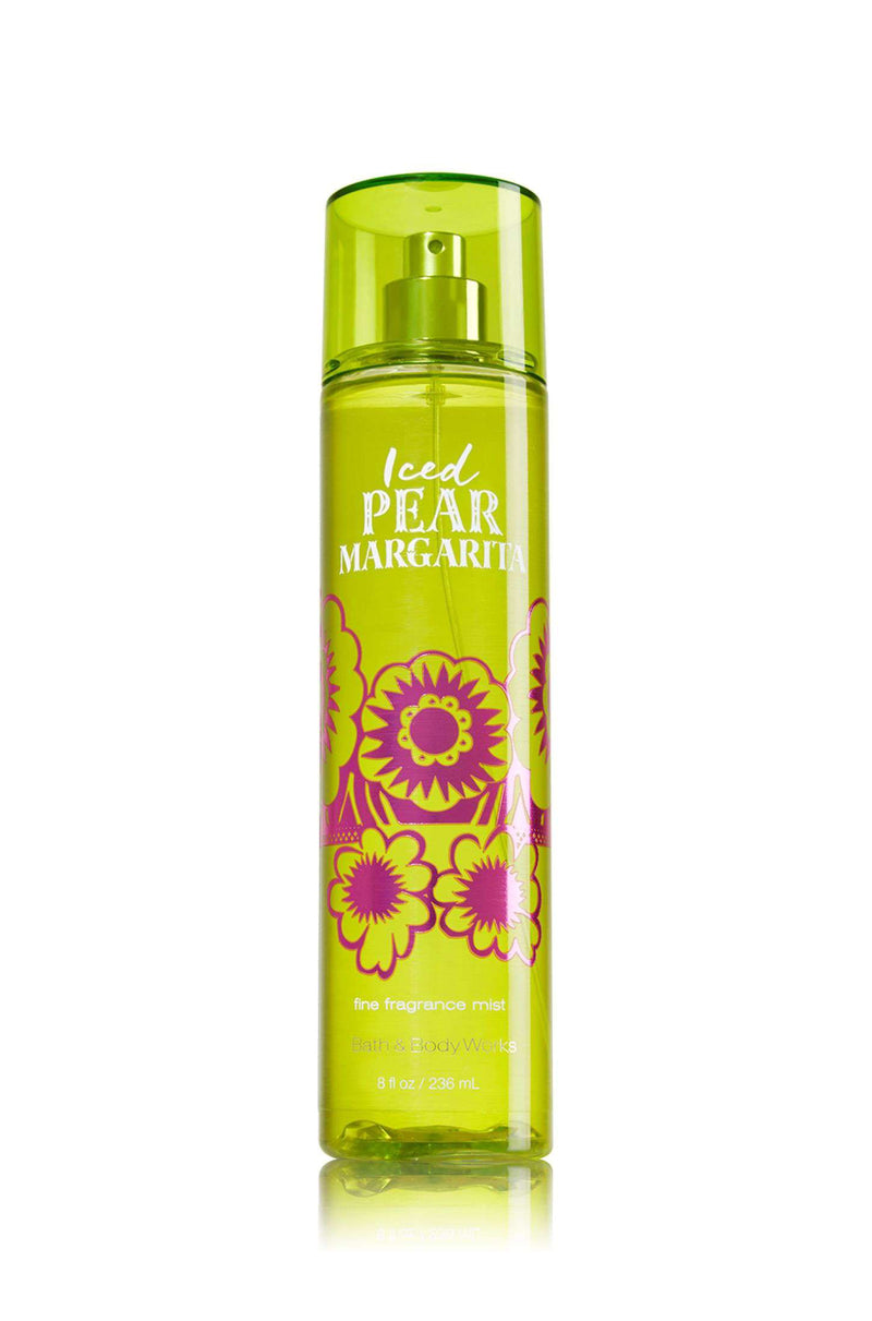 Bath & Body Works  Iced Pear Margarita Fragrance Mist 236ml