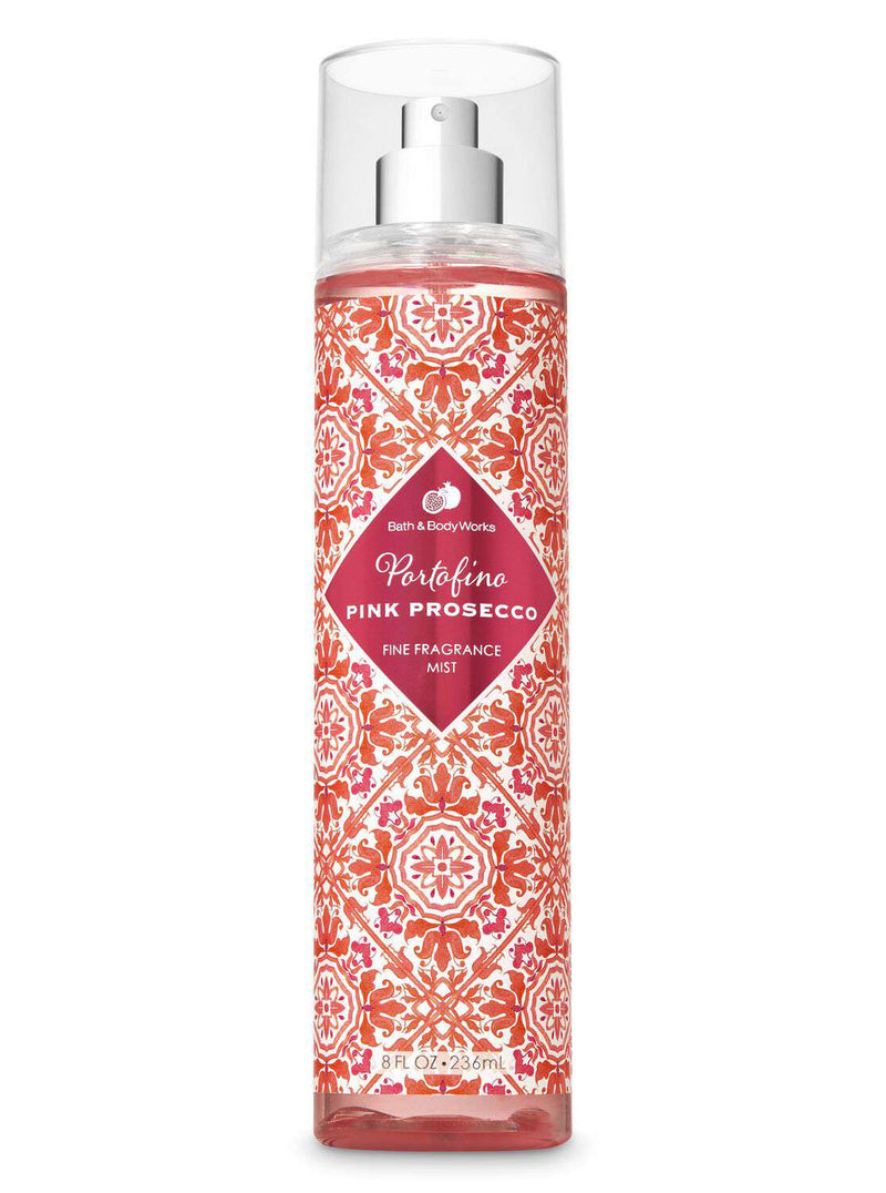Bath & Body Works Pink Portofino Proseco Fragrance Mist 236ml