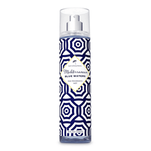 Bath & Body Works Mediterannean  Blue Waters Fragrance Mist 236ml