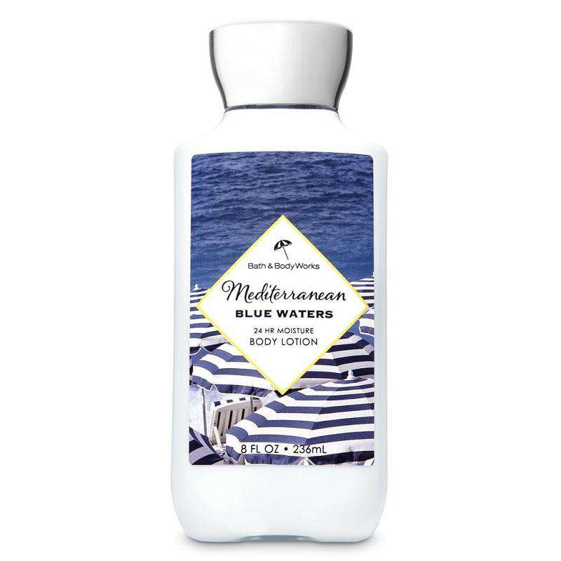 Bath & Body Works Mediterranean Blue Waters Body Lotion 236ml