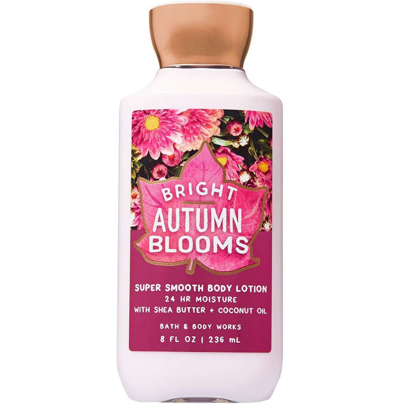 Bath & Body Works Bright Autumn Blooms Body Lotion 236ml - Perfume Philippines