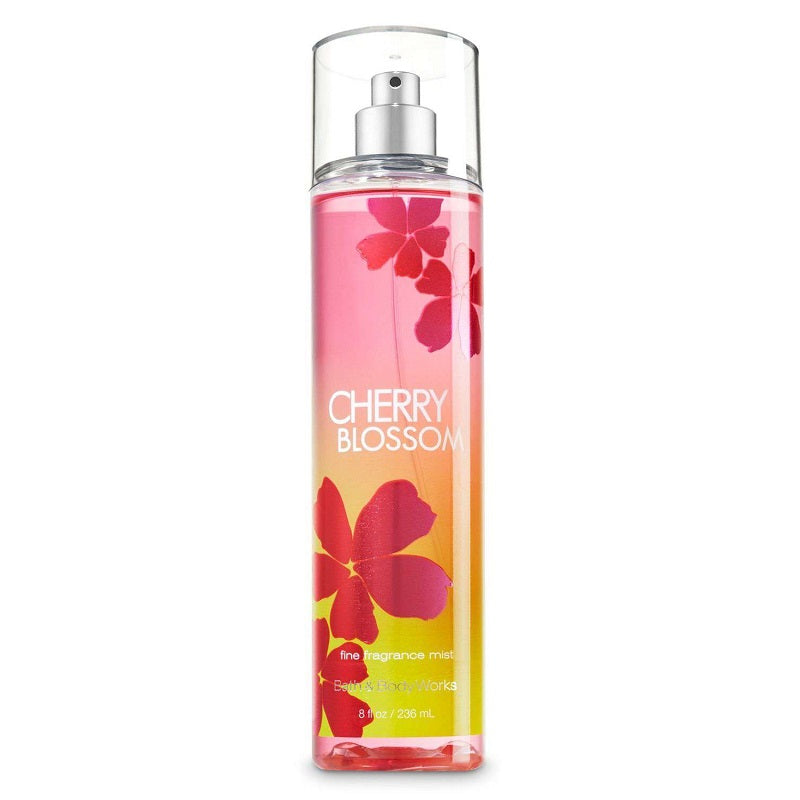 Bath & Body Works Cherry Blossom Fragrance Mist 236ml - Perfume Philippines