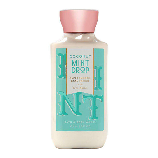 Bath & Body Works Coconut Mint Drop Body Lotion 236ml - Perfume Philippines