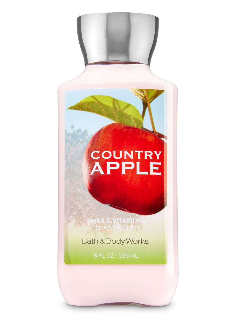 Bath & Body Works Country Apple Body Lotion 236ml - Perfume Philippines