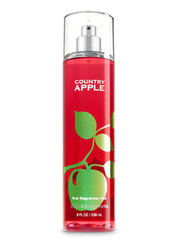 Bath & Body Works Country Apple Fragrance Mist 236ml - Perfume Philippines