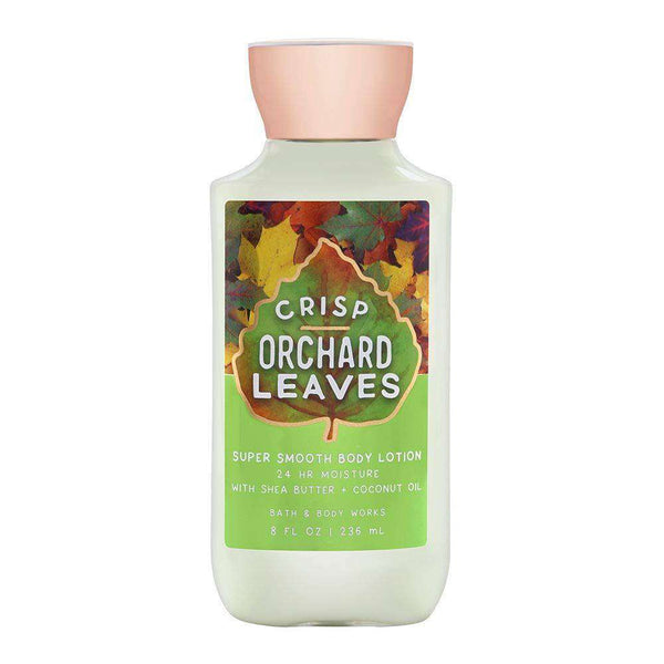 Bath & Body Works Crisp Orchard Leaves Body Lotion 236ml - Perfume Philippines