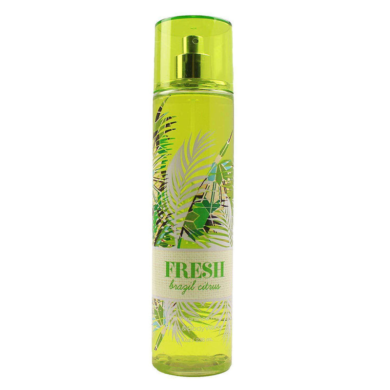 Bath & Body Works Fresh Brazil Citrus Fragrance Mist 236ml - Perfume Philippines