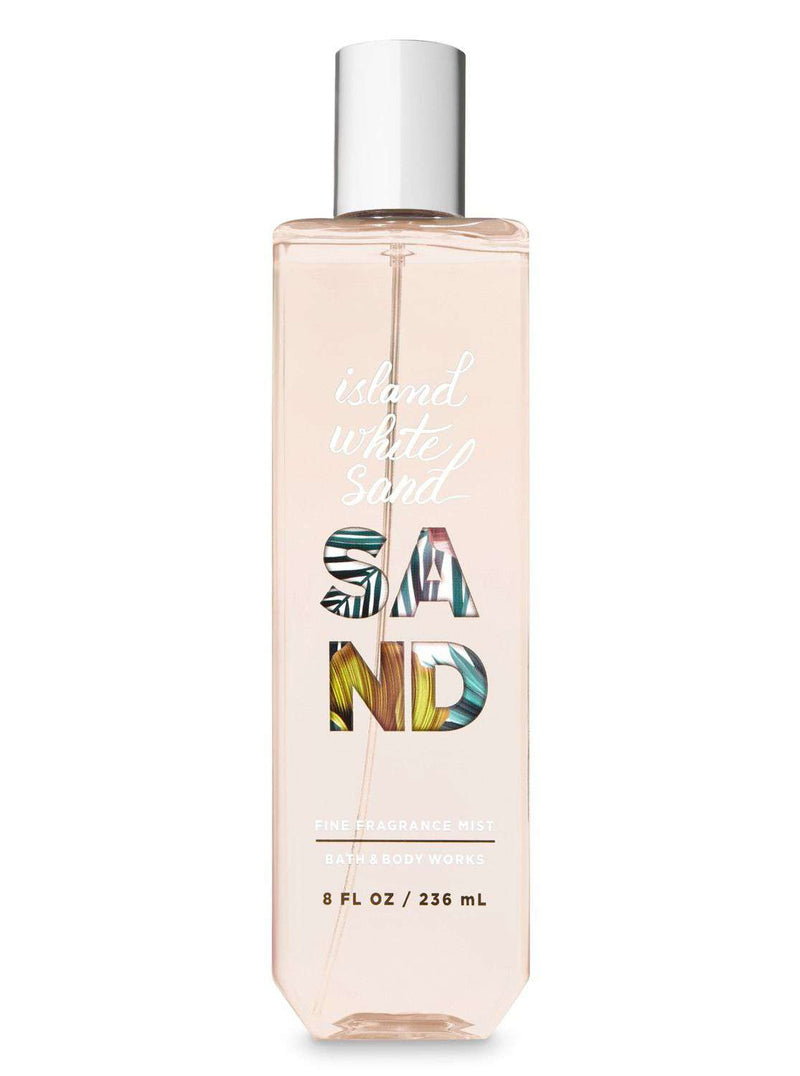 Bath & Body Works Island White Sand Fragrance Mist 236ml - Perfume Philippines
