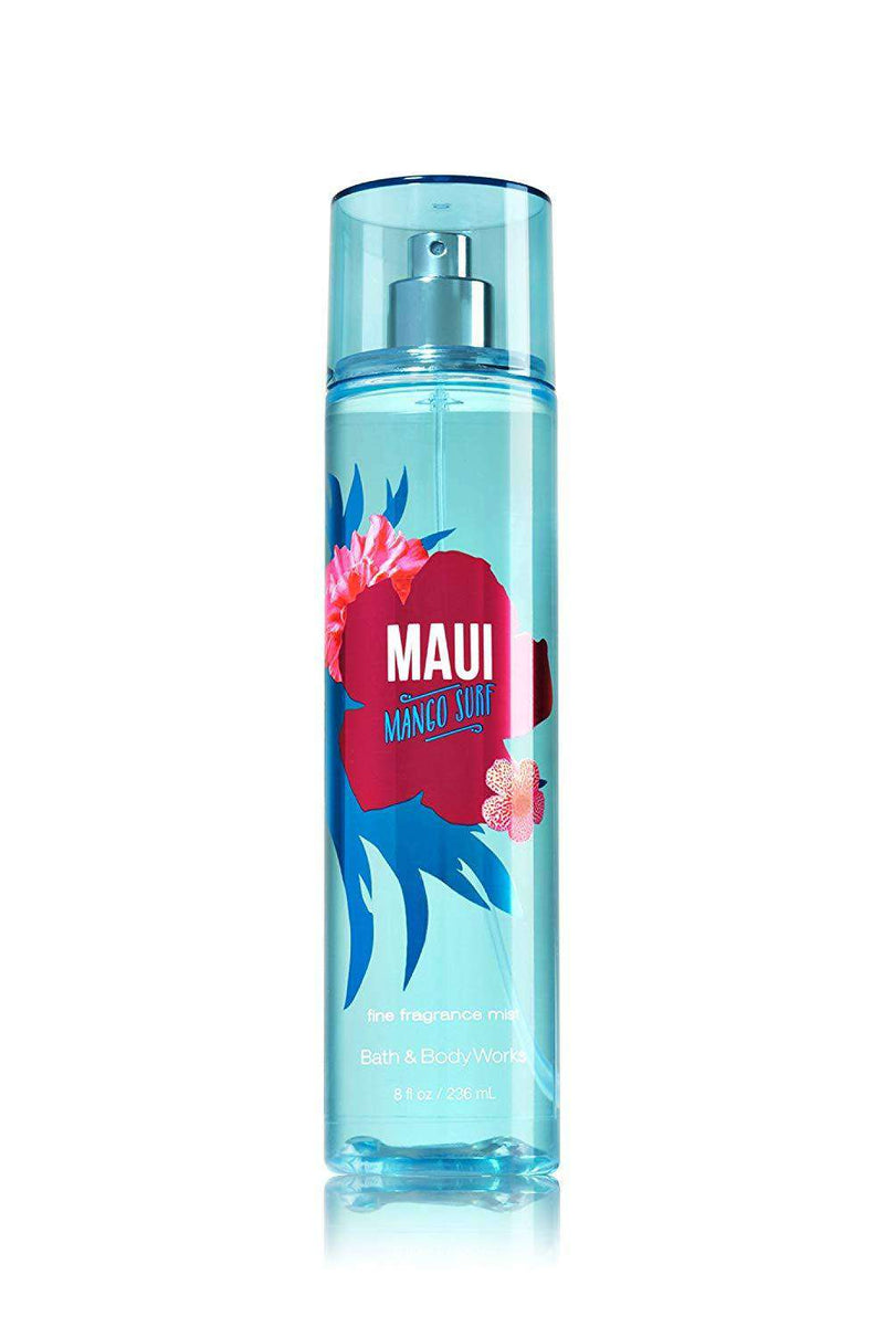 Bath & Body Works Maui Mango Surf Fragrance Mist 236ml - Perfume Philippines