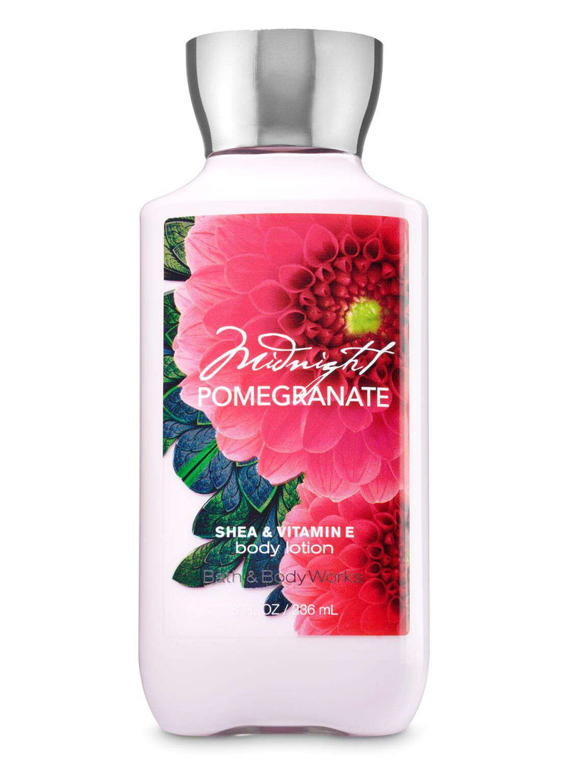 Bath & Body Works Midnight Pomegranate Body Lotion 236ml - Perfume Philippines