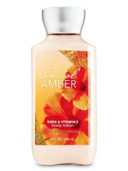 Bath & Body Works Sensual Amber Body Lotion 236ml - Perfume Philippines