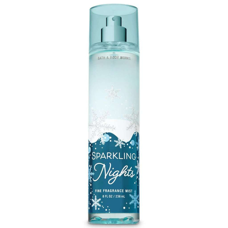 Bath & Body Works Sparkling Nights Fragrance Mist 236ml - Perfume Philippines