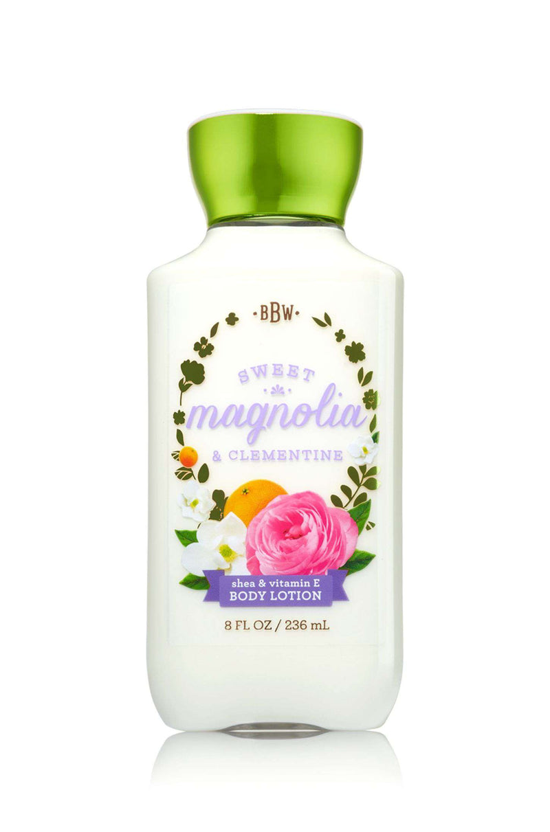 Bath & Body Works Sweet Magnolia & Clementine Body Lotion 236ml - Perfume Philippines