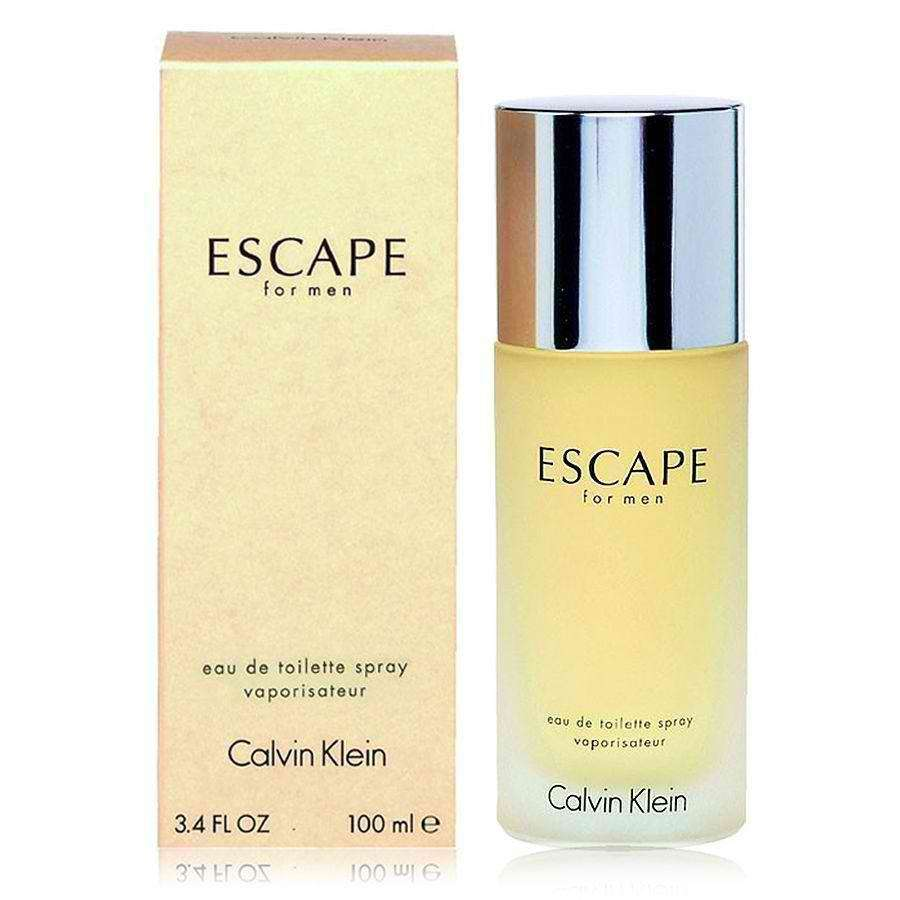 100ml Klein Escape Calvin Calvin Men 4R3L5Aqj