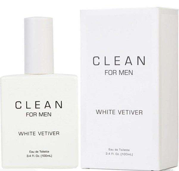 Clean White Vetiver EDT 100ml - Perfume Philippines