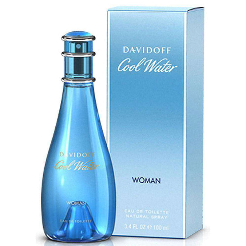 Davidoff Cool Water Women 100ml - Perfume Philippines