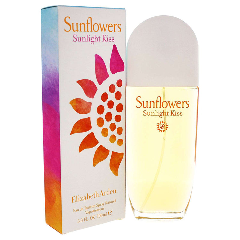 Elizabeth Arden Sunflowers Sunlight Kiss 100ml - Perfume Philippines