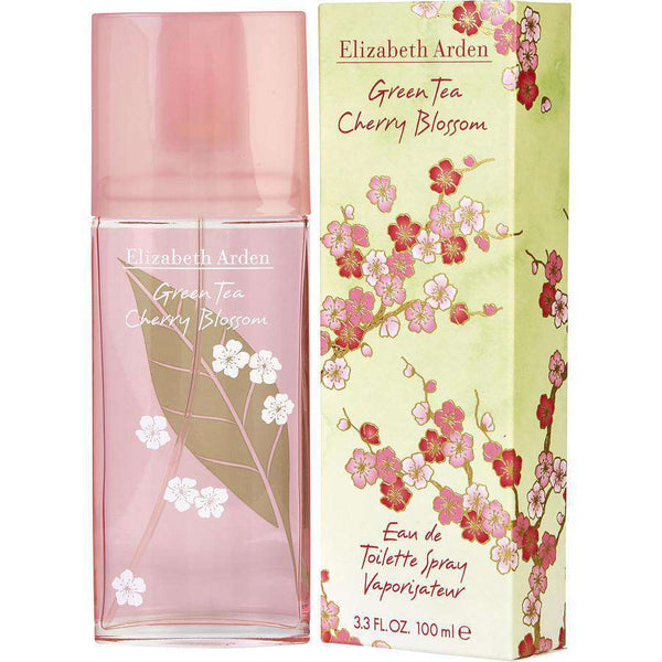 Elizabeth Green Tea Cherry Blossom 100ml - Perfume Philippines