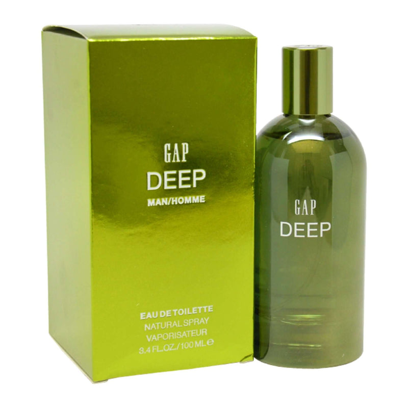 Gap Deep Man Homme 100ml - Perfume Philippines