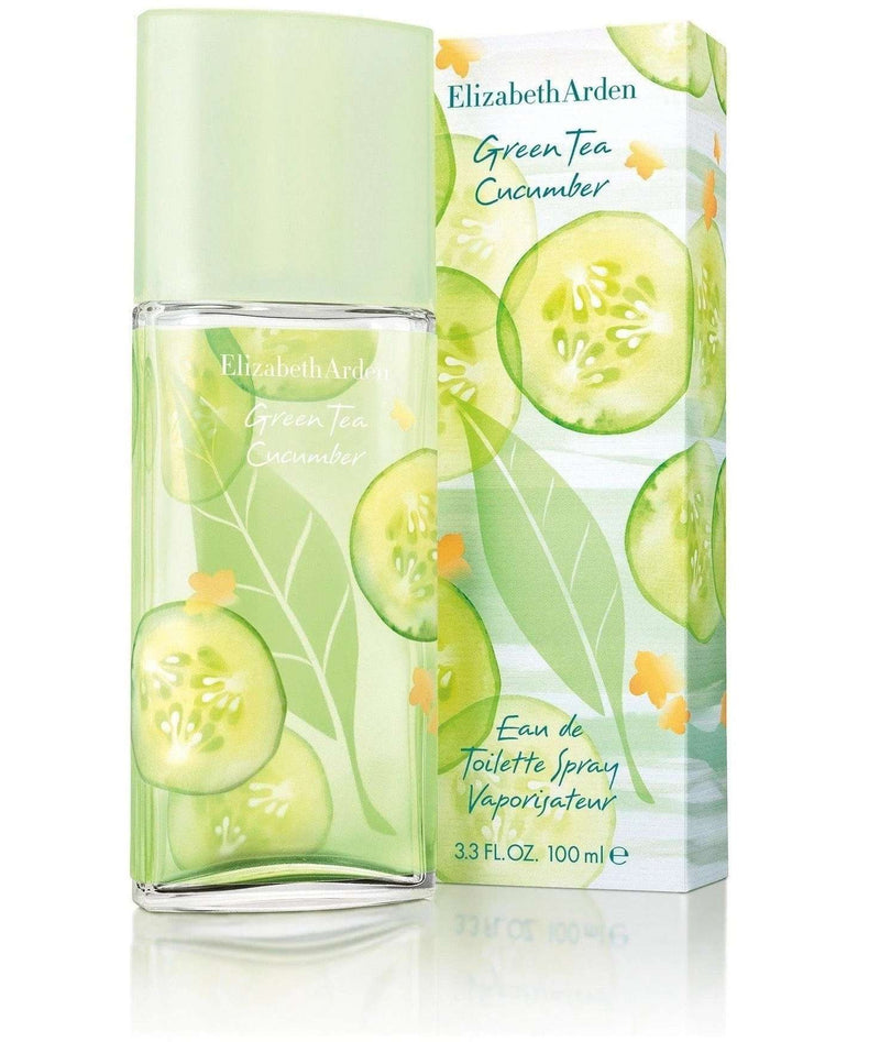 Elizabeth Green Tea Cucumber 100ml - Perfume Philippines