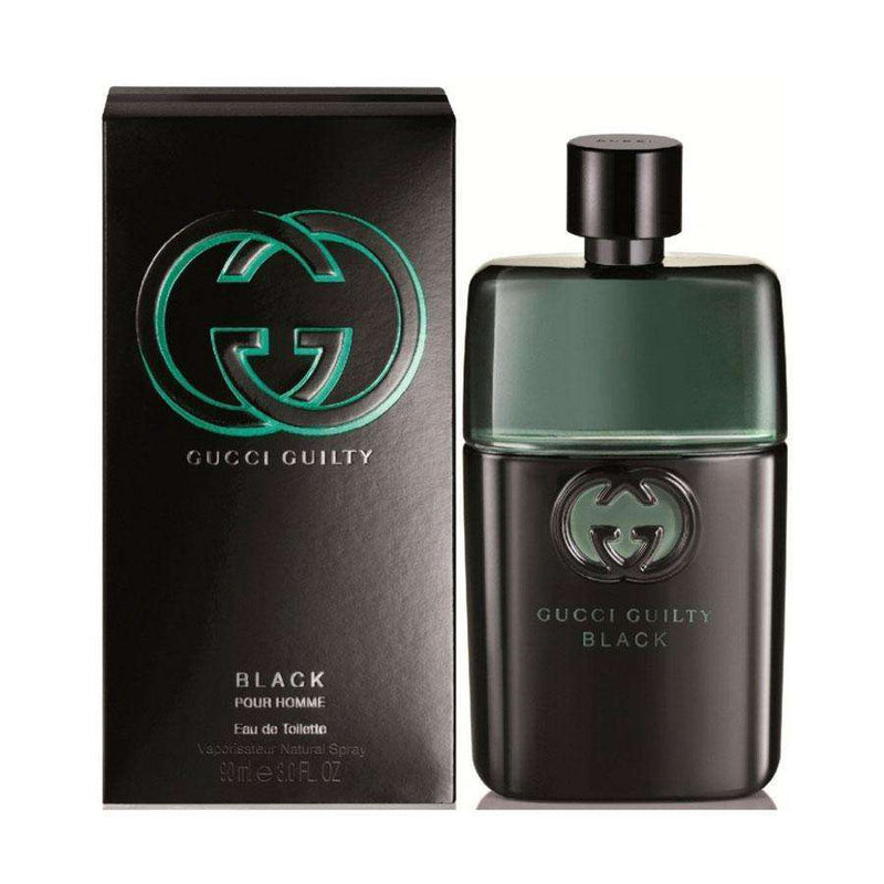 Gucci Guilty Black Pour Homme 90ml - Perfume Philippines