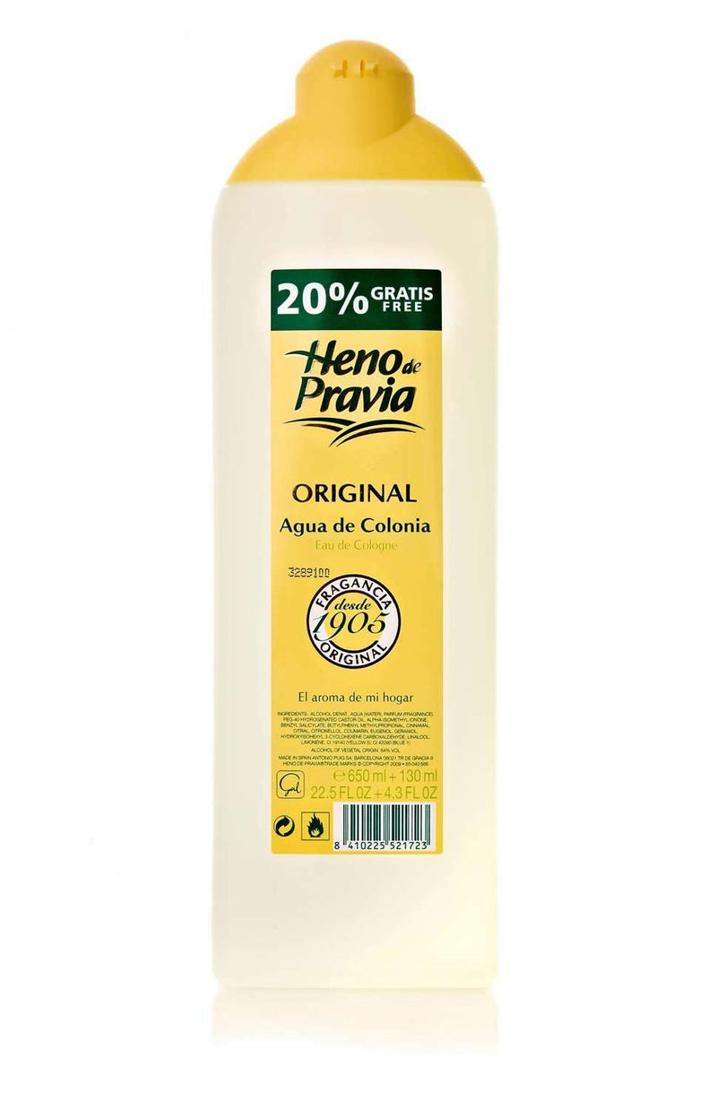Heno de Pravia Agua de Colonia 780ml - Perfume Philippines