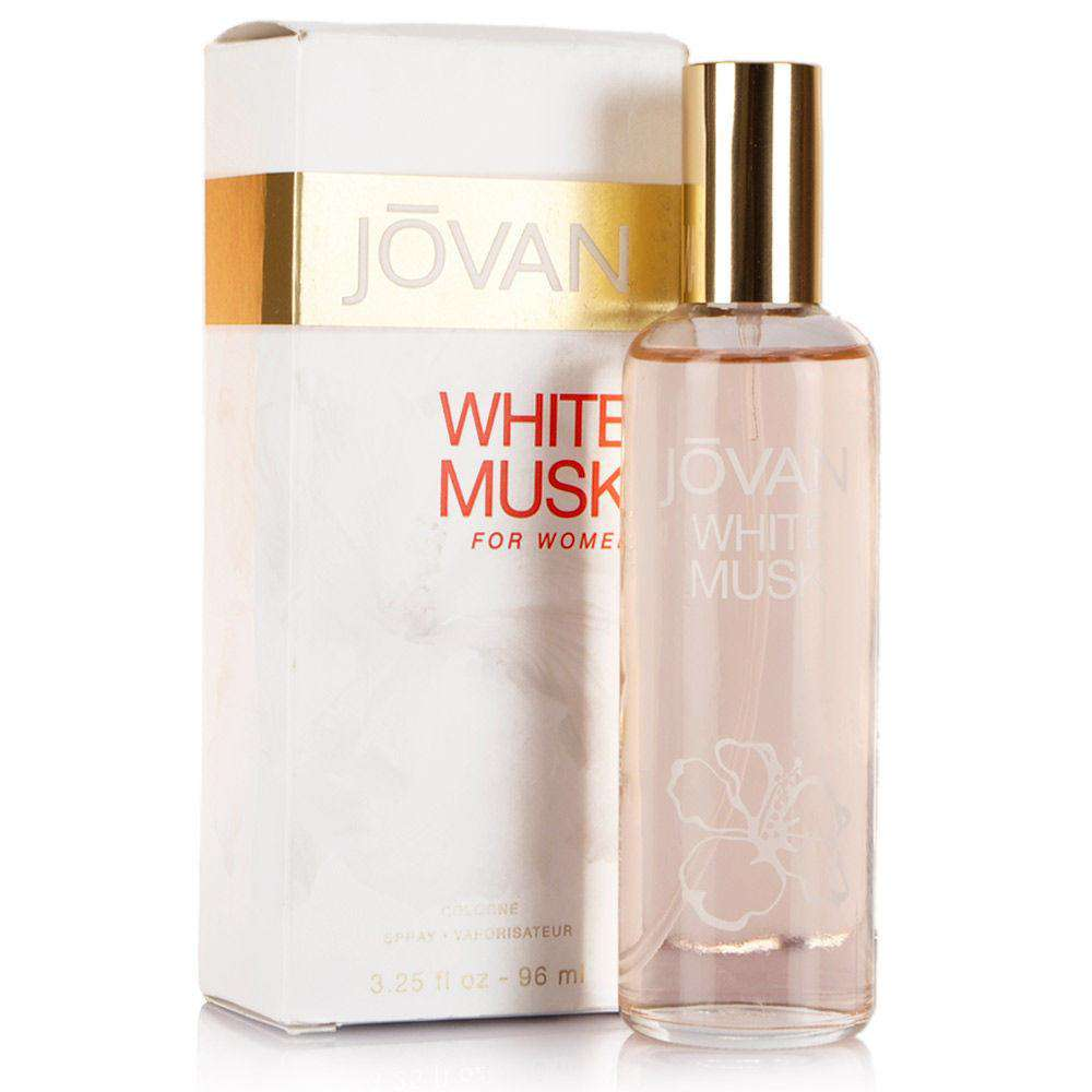 Jovan White Musk Women 96ml - Perfume Philippines