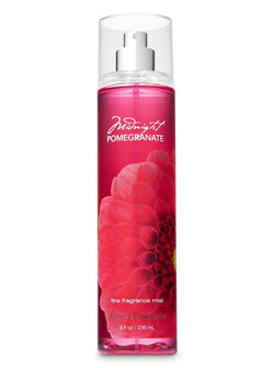 Bath & Body Works Midnight Promegranate Fragrance Mist 236ml - Perfume Philippines