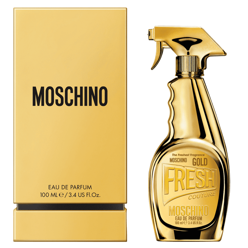 Gold Fresh Couture by Moschino EDP 100ml - Perfume Philippines