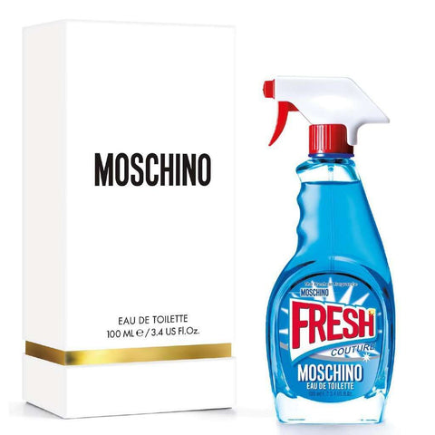 Fresh Couture by Moschino EDT 100ml - Perfume Philippines