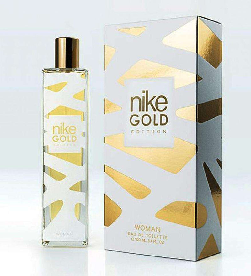 Nike Gold Edition Woman EDT 100ml - Perfume Philippines