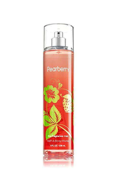 Bath & Body Works Pearberry Fragrance Mist 236ml - Perfume Philippines