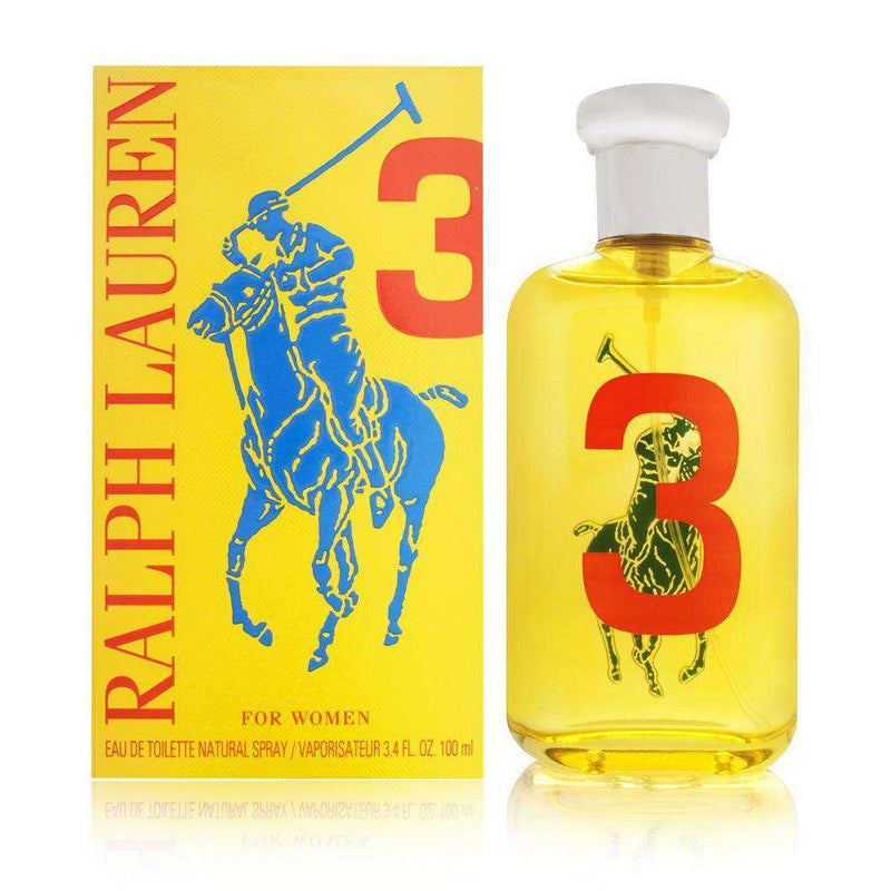 Ralph Lauren Big Pony 3 Women 100ml - Perfume Philippines