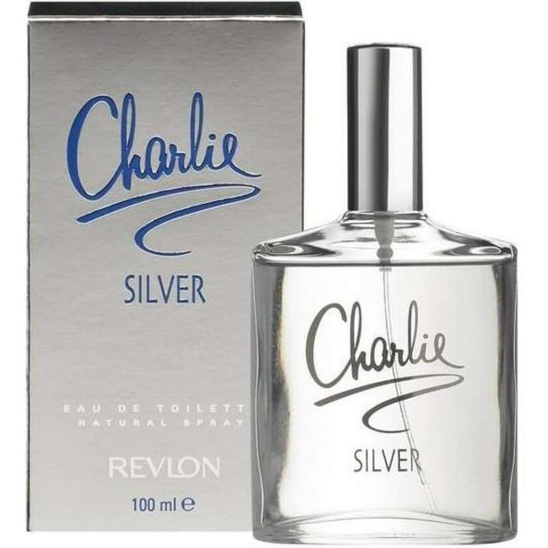 Revlon Charlie SILVER EDT for Women 100ml - Perfume Philippines