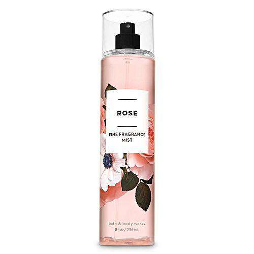 Bath & Body Works Rose Fragrance Mist 236ml - Perfume Philippines