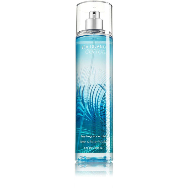 Bath & Body Works Sea Island Cotton Fragrance Mist 236ml - Perfume Philippines