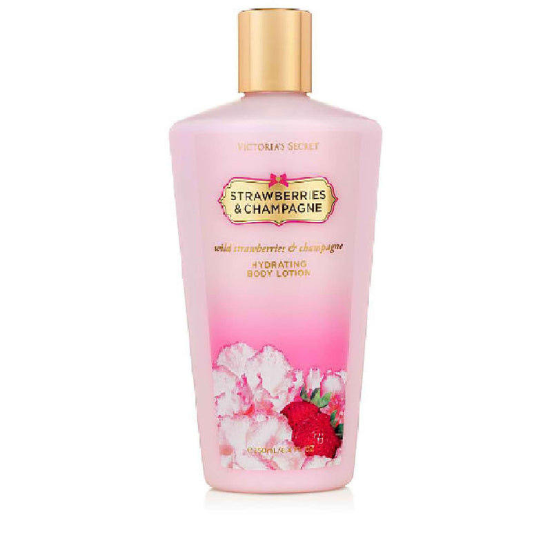 Victoria's Secret Strawberries and Champagne Body Lotion 236ml - Perfume Philippines