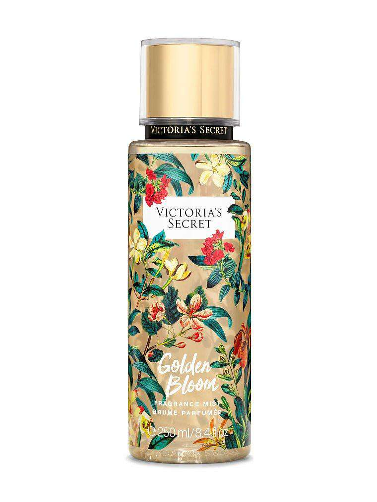 Victoria's Secret Golden Bloom Fragrance Mist 250ml - Perfume Philippines