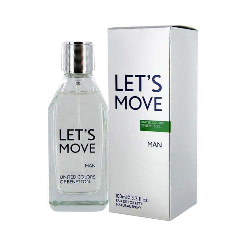 Benetton Let's Move 100ml - Perfume Philippines