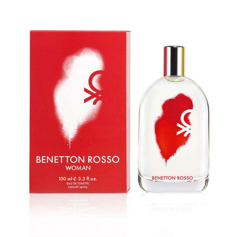 Benetton Rosso 100ml - Perfume Philippines