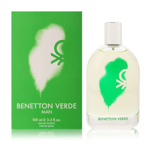 Benetton Verde 100ml - Perfume Philippines