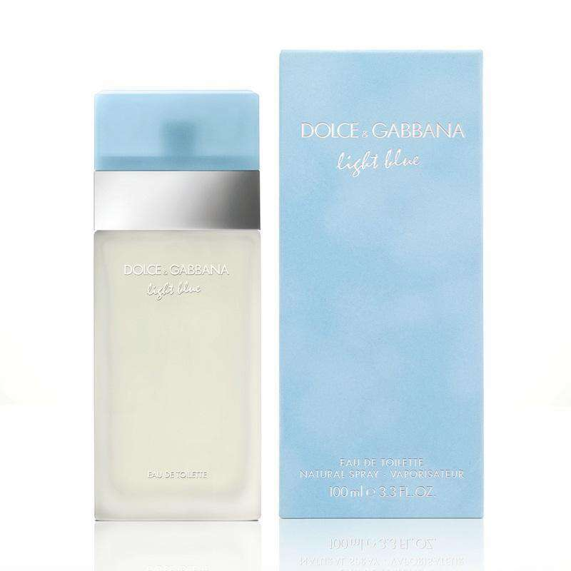 Dolce & Gabbana Light Blue Women 100ml - Perfume Philippines