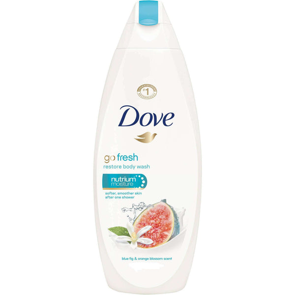 Dove Go Fresh Blue Fig Aand Orange Blossom Body Wash 709 ml - Perfume Philippines