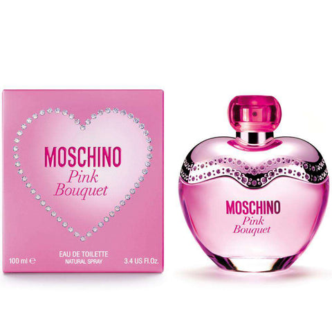 Moschino Pink Bouquet 100ml - Perfume Philippines